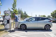 UK has more EV charging stations than petrol stations