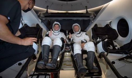 Spacex latest: Nasa astronauts reveal Crew Dragon's NEXT adventures in space