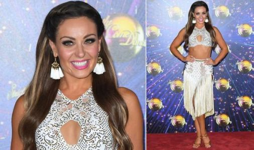 Amy Dowden health: The condition Strictly pro fears could end her career - the symptoms