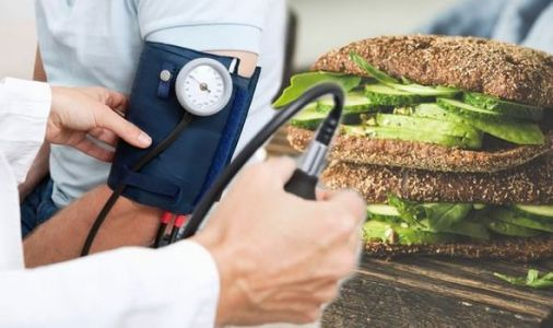High blood pressure: Swap refined flour for whole grain foods to reduce hypertension risk