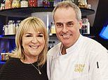 Fern Britton SPLITS from TV chef husband Phil Vickery after 20 years of marriage