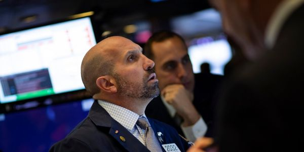 Wall Street is sounding the alarm as a key source of stock-market buying evaporates