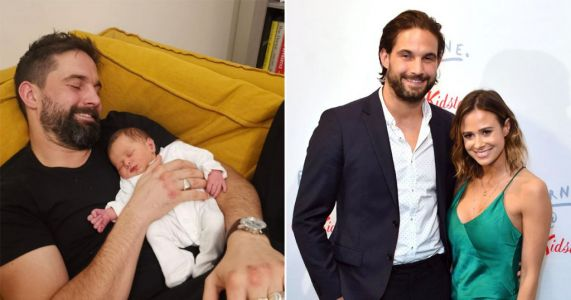Love Island's Jamie Jewitt gives sweet glimpse at new dad life after welcoming first baby with Camilla Thurlow