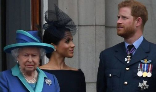 Watch out Meghan and Harry! Queen has bigger 'global brand' than Beyoncé and Oprah Winfrey