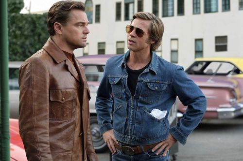 See inside the making of Quentin Tarantino's Once Upon A Time In Hollywood