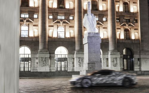Maserati to release new supercar and three revamped models