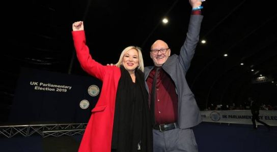 West Belfast: Paul Maskey returned with 14,672 votes to spare