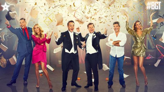 Britain's Got Talent return date confirmed as Amanda Holden shares first photo with Ant McPartlin and the gang