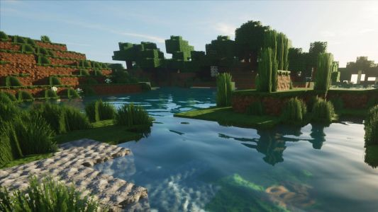 Minecraft ray tracing: how to get the SEUS shader