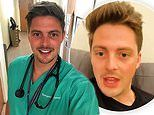 Love Island's Dr Alex George revealed he sobbed over NHS thank you picture from a little girl