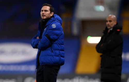 Chelsea could look to Leicester's Brendan Rodgers if Lampard is sacked
