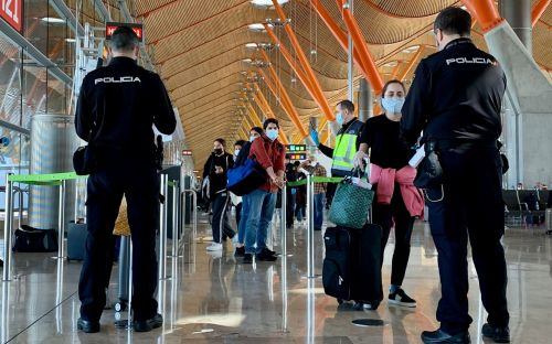 What are the travel quarantine rules in Spain, France and other countries?