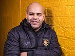 I'm the first black boss in Scottish football for 15 years, says Harper