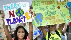 Schools in Italy are making climate change lessons compulsory
