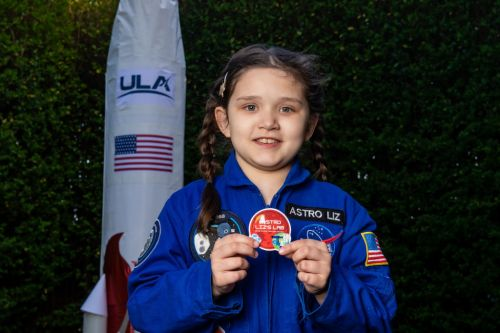 Seven-year-old space fan from Leicester is joining forces with Nasa