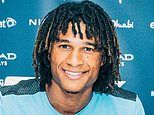 Manchester City confirm signing of Bournemouth defender Nathan Ake for an initial £40m