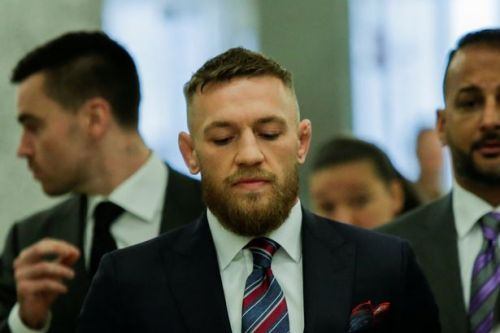 Conor McGregor court date set as he faces being 'charged with assaulting a man'