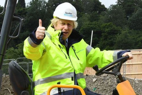 Boris Johnson's 'developers' charter' after property tycoons donate Tories £11m