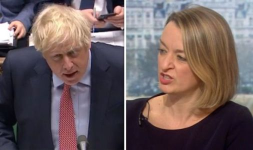 BBC's Kuenssberg exposes why Britons 'sick of system' voted for Boris Johnson majority