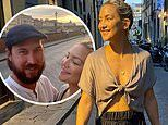 Kate Hudson shows off toned tum as she shares incredible snaps from her 'quick stop in Firenze'