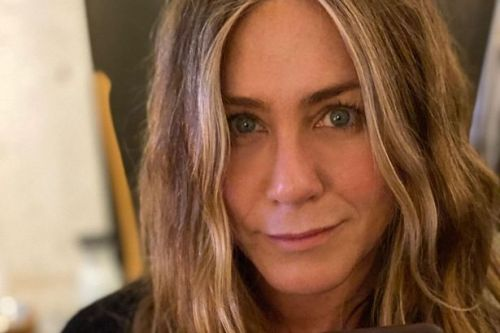 Jennifer Aniston warns fans 'It's not funny to vote for Kanye West'