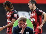 Eddie Howe gives rallying cry to his beleaguered Bournemouth squad after a defeat by Newcastle