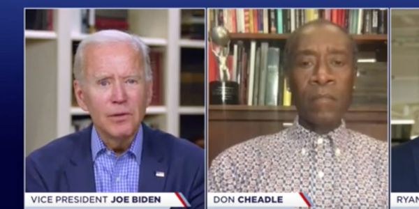 Joe Biden says 10 to 15% of Americans 'are just not very good people' in an interview on how to unite America