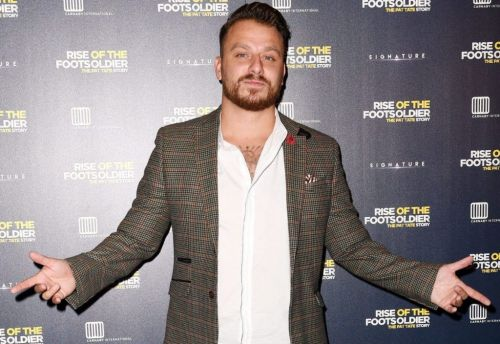 Dapper Laughs star Daniel O'Reilly opens up about mental health struggles after the death of his father