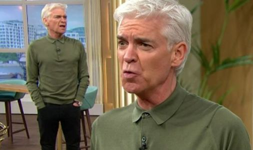 'We don't care!' Phillip Schofield rants at This Morning viewers over 'unfair' twist