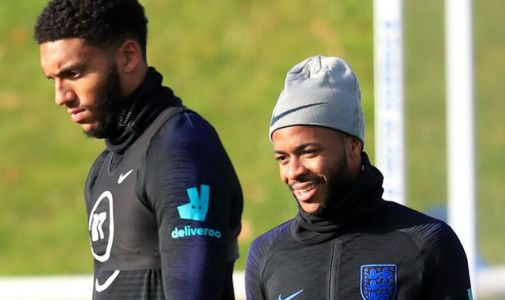 Gareth Southgate says there is now closure to the Raheem Sterling-Joe Gomez saga