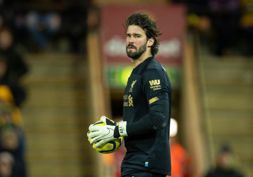 Liverpool FC: Heavy weather in Norwich but majestic Alisson shines