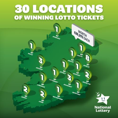 Lotto players urged to get their tickets early as whopping €19million capped for seventh time