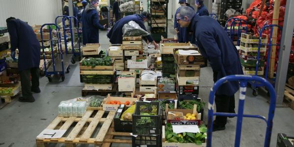 The UK food and drink industry warns Boris Johnson companies will have to pull out of Northern Ireland due to Brexit