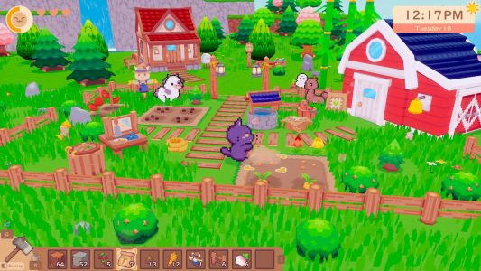 Snacko is for Stardew Valley fans who want to be a cat and solve mysteries