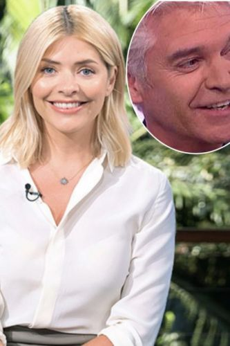 I'm A Celebrity: Phillip Schofield tipped to reunite with This Morning co-host Holly Willoughby on 2019 ITV series