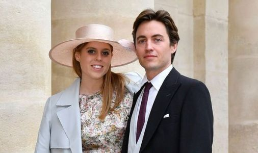 Princess Beatrice's husband Edo hints at couple's post-lockdown travel plans