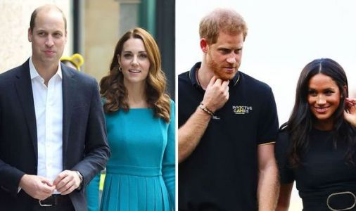 Royal rift: How Meghan, Kate, Harry and William confessed they have 'disagreements'