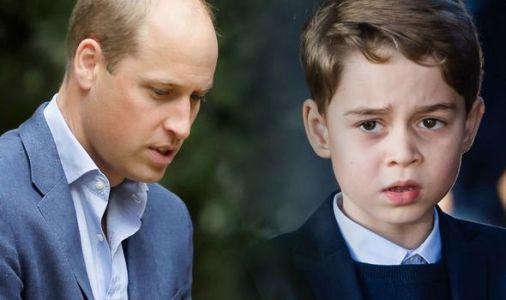 Prince William confession: How Duke shocked Prince George - 'Looked at me in horror'