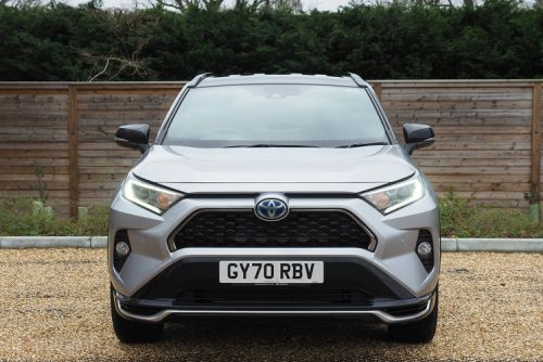 Toyota RAV4 plug-in hybrid review: Something of a RAVelation