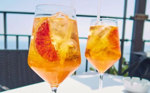 12 summer spritz cocktail recipes for the Bank Holiday weekend