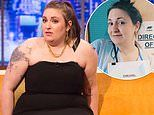 Lena Dunham reveals she moved to Wales to recover 'from a broken heart'