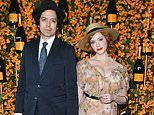 Christina Hendricks files for divorce from Geoffrey Arend