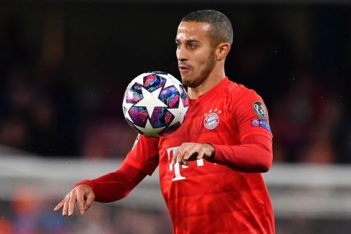 Liverpool target Thiago 'puts his house up for sale' amid Reds transfer interest