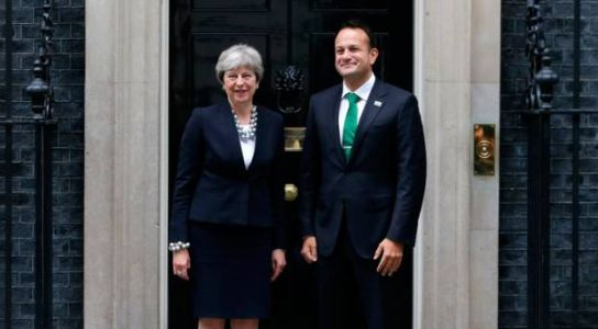 Theresa May to visit Dublin for crucial Brexit talks with Taoiseach Leo Varadkar