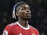 Angry Paul Pogba 'snubbed Ole Gunnar Solskjaer in the Man United dressing room' after Liverpool loss