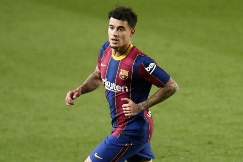 Barcelona working hard to rid themselves of Coutinho with January exit expected