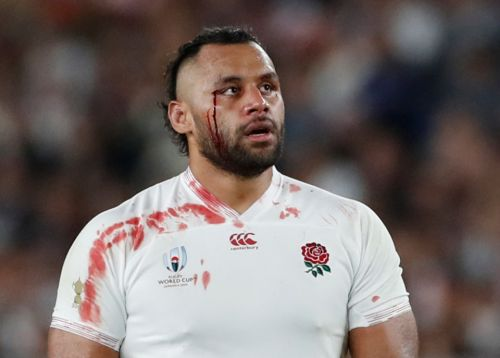 Billy Vunipola can't wait to tuck into Harry Kane's WiFi. . . and watch food eating videos at Three Lions base