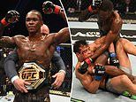 Israel Adesanya in a class of his own as 'Last Stylebender' obliterates Paulo Costa at UFC 253