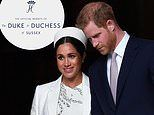 Queen BANS Prince Harry and Meghan Markle from using 'Sussex Royal' brand that cost them thousands