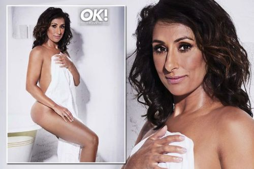 Saira Khan: I'm finally proud of my body after naked magazine shoot 'empowered me'